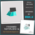 Bouille - Freebie template 16